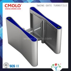 Intelligent Building Used Swing Gate Turnstile (CPW-900EVS02)