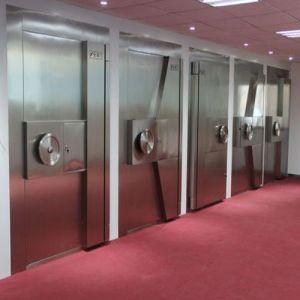 Financial Interests Cashbox Antitheft Bank Vault Door/Safe pictures & photos