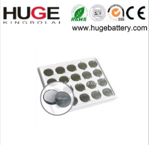 3.0V Cr2430 Lithium Button Cell Battery pictures & photos
