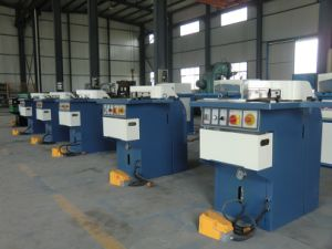 Hydraulic Notching Machine (Cutting angle fixed)