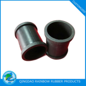 Molded Rubber Sleeve with Custom Design
