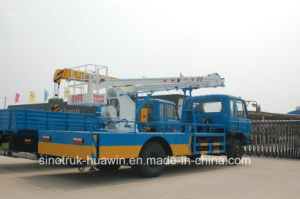 Sinotruk Folding Arm Lift Truck pictures & photos