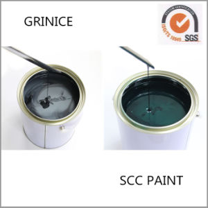 Spray Application Method Heat Sensitive Glitter Automotive Paint pictures & photos