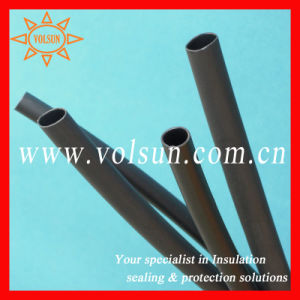 Heat Shrink Elastomeric Diesel Resistant Tubing for Auto Wire Protect pictures & photos