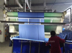 Three Pass High Efficient Relax Dryer of Textile Machine for Textile Finishing pictures & photos