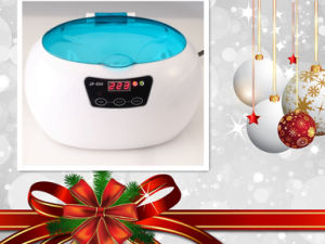 Skymen Special Sonic Bath Christmas Gift, Ultrasonic Cleaner for Family/Friend pictures & photos