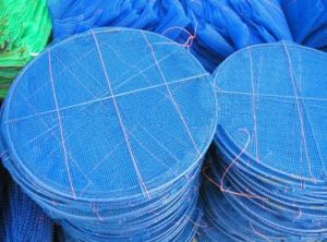 Best Quality Cage Fishing Nets pictures & photos