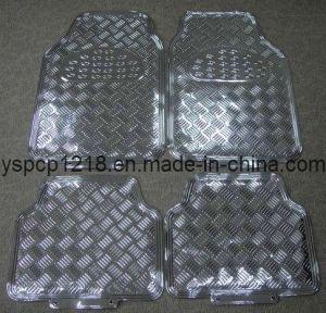 Sliver Aluminium Car Mat (YD-0019)