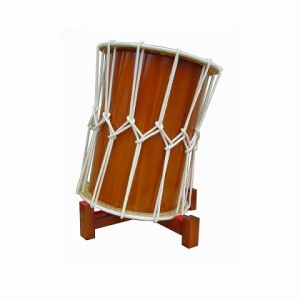 Okedo Daiko Drums with Cross Stand