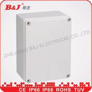 Electric Plastic Junction Box/Plastic Waterproof Electrical Box/Electrical Switch Box Plastic pictures & photos