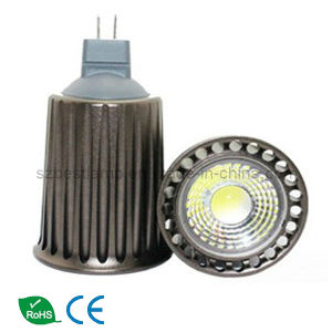 7W COB MR16 LED Light pictures & photos
