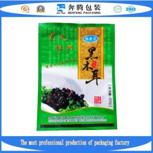 Black Fungus Food Packaging Bags pictures & photos