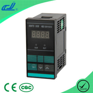 Intelligent Single Row 4-LED Display Pid Temperature Controller (XMTE-318) pictures & photos