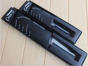 """Top Quality 3"""" Inch Kitchen Ceramic Knife with Sheath pictures & photos"""