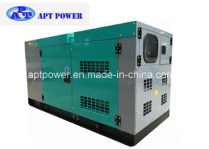 3 Cylinder Industrial Generator with Diesel Engine Couple with Stamford pictures & photos
