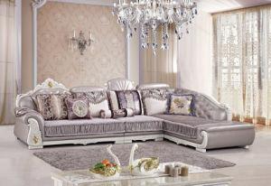 Royal Sofa, Fabric Sofa, New Classic Sofa (882) pictures & photos