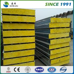 High Quality Insulation Glass Fiber Sandwich Panel pictures & photos