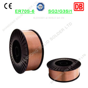 CO2 Welding Wire Copper Coated Shielded Wire MIG Wire Er70s-6 pictures & photos