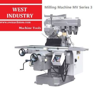 Milling Machine (MV Series 3) pictures & photos
