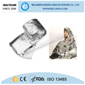 Mylar Silver Golden Emergency Blanket pictures & photos