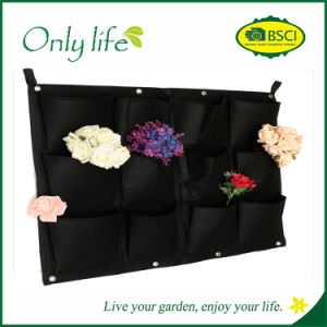 Onlylife Vertivcal Lving Wall Garden Vertical Planter pictures & photos