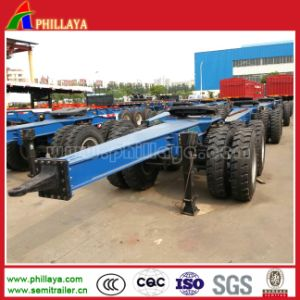 Heavy Duty Lowbed Trailer Towing Dolly pictures & photos