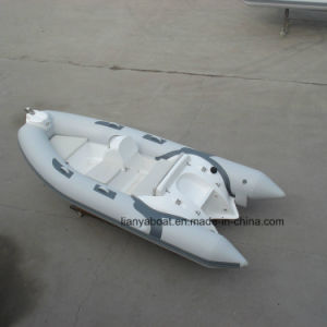 Liya 3.8m Hypalon Rib Inflatable Boat China Rib Boat Manufacturer pictures & photos