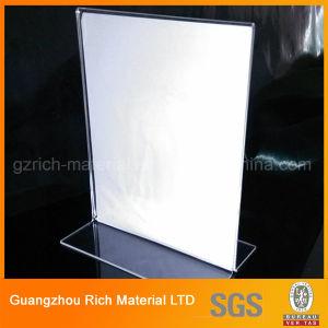 Acrylic Poster/Decription Card Display/Acrylic Plastic Holder pictures & photos