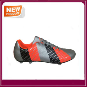 Football Soccer Shoes for Men Wholesale pictures & photos