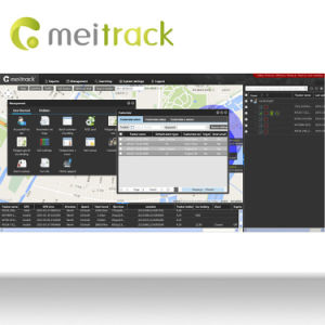 Meitrack SIM Card GPS Tracking System with Free Software with Accout Control Management