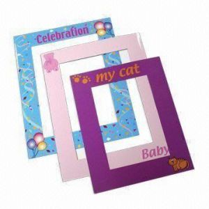 Rubber Magnet Photo Frames and Art Paper pictures & photos