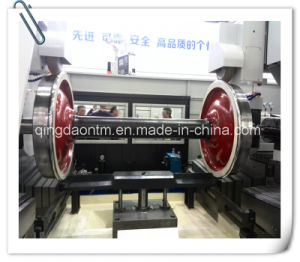Heavy Duty Conventional Lathe for Turning 8 Meters Cylinder (CG61160) pictures & photos