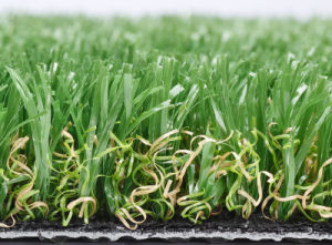 Plastic Grass Mat, Garden Landscaping Grass, Thick Artificial Grass (L32) pictures & photos
