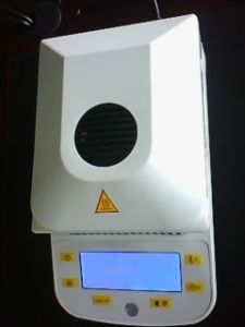 Moisture Analyzer with Printer pictures & photos