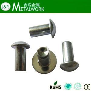 Mushroom Head Solid Rivet (Round head) pictures & photos