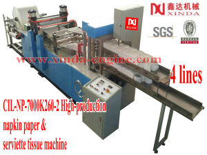 High-Production Napkin Paper Machine pictures & photos
