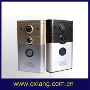 Family WiFi Smart Vodeo Doorbell Camera Night Vision Automatic Alarm by Smartphone pictures & photos