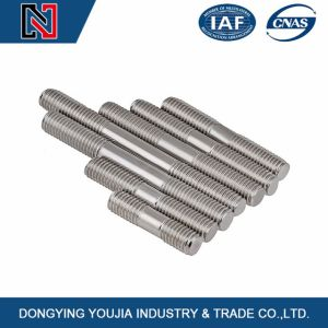 ODM Stud Bolt DIN938 GB897 Stainless Steel Double End Studs Truck Wheel Studs pictures & photos