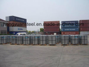 0.16-0.8mm Az40-90 Galvalume Steel Coil Gl Steel Strip pictures & photos