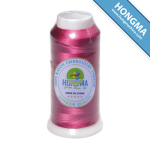 High Quality Cheap Embroidery Thread 120d/2 1700yds 1002-1002 pictures & photos