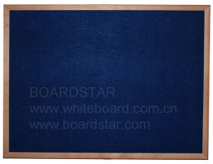 Wood Framed Notice Board (BSFCO-W)