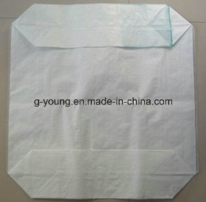 Polypropylene Kraft Paper Woven Bag for Feed pictures & photos