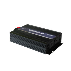 3000W Square Wave Home Inverter 12V 24V 110V 220V off Grid Inverter One Year Warranty CE Approved