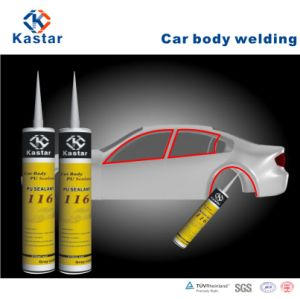 Car Body Use Polyurethane Sealant with Excellent Smooth Appearance pictures & photos
