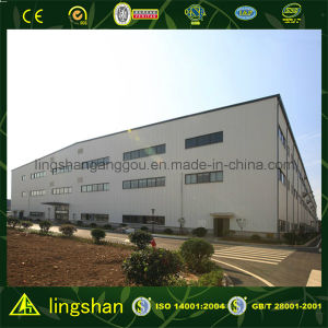 Light Steel Frames Industry Shed China (LS-SS-006) pictures & photos