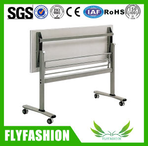 High Quality Folding Training Study Table with Wheels Sf-10f pictures & photos