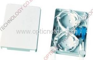Indoor 4 Fibers Min. Optical Termination Box (FTT-02E) pictures & photos