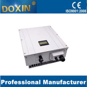 Three Phase Output DC/AC 10kw Solar Inverter with MPPT Tracking pictures & photos