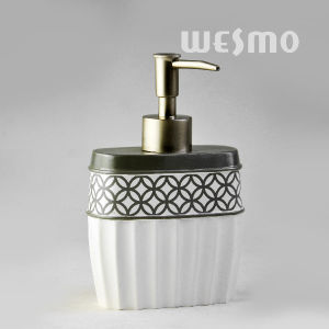 Elegant Polyresin Bathroom Accessories (WBP1133A) pictures & photos