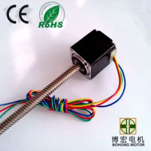 Low Price Lead Screw Stepper Motor for 3D Printer